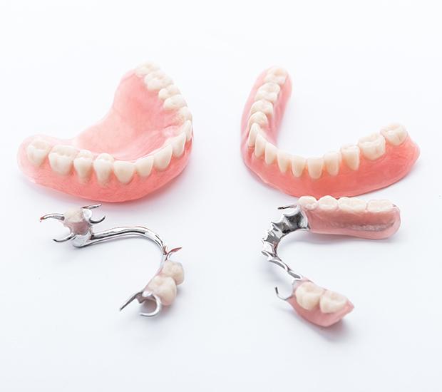 Paramus Dentures and Partial Dentures