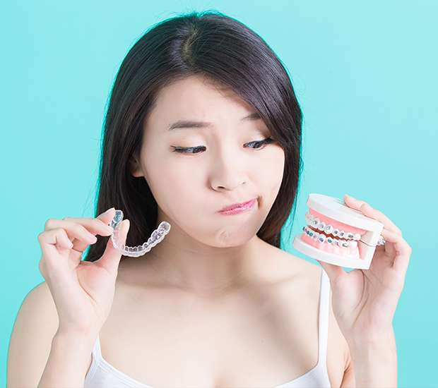 Paramus Which is Better Invisalign or Braces